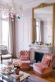 Parisian Living Room by Winter Guide To Paris Gal Meets Glam