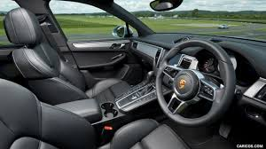 interior porsche macan 2017 porsche macan s uk spec interior front seats hd