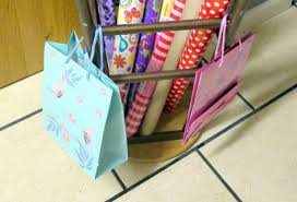 storing wrapping paper organizing wrapping paper thriftyfun