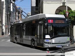 persio car solaris trollino trolleybusse