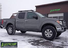 nissan frontier suspension lift nissan frontier by venom motorsports in grand rapids mi click to