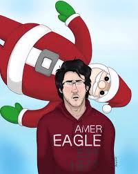 markiplier images christmas shopping simulator hd wallpaper and