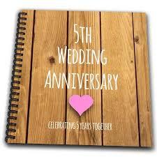 fifth wedding anniversary gift fifth wedding anniversary gifts for 5 year wedding anniversary