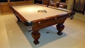 Custom Pool Tables by Pro 8 U0027 Adler Universal Custom Pool Table American Games
