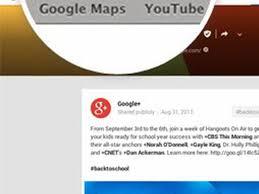 Google Plus Page Vanity Url How To Set Up Your Custom Google Url Cnet