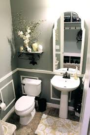 Powder Room Decor Powder Room Decorating Ideas On A Budget Umdesign Info