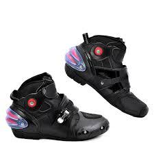 motocross bike boots men motorcycle boots motocross racing speed motorbike shoes moto