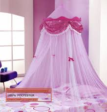 Pink Girls Bedroom Curtains Bedroom Lovely Princess Canopy With Beautiful And Cheap Price For