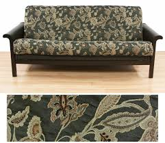 Patterned Futon Covers Floral Futon Covers Roselawnlutheran