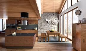 agencement de cuisine cuisine et bois agencement de cuisine à ève cuisine chalet