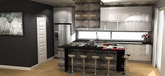 plan de cuisine moderne plan de cuisine en 3d