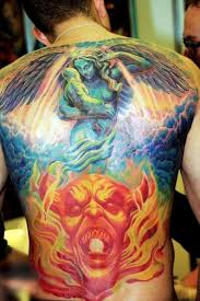 heaven and hell religious on back best ideas gallery