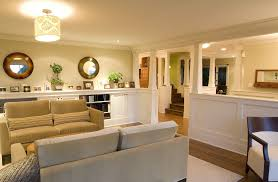 Pendant Lights For Low Ceilings Low Ceiling Basement Living Room Traditional With Interior White