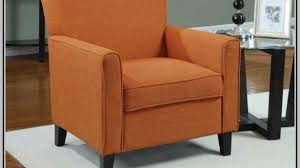 Orange Accent Chair Amazing Orange Accent Chairs Ideas Chairs Home Design Ideas