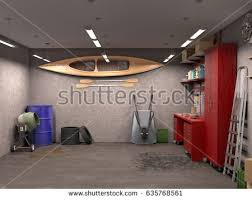 Garage Interior Design Garage Interior Stock Images Royalty Free Images U0026 Vectors