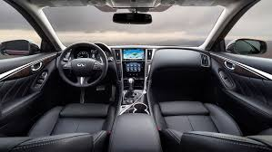 infiniti qx60 2016 interior 2016 infiniti qx60 and q50 previewed prior to north american