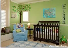 Green Nursery Decor New Baby Nursery Theme Ideas For Baby Boy Neutral Room