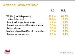 makeup schools in arizona arizona s changing demographics and the academic divide helios