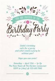 10 best b day invitation printable images on pinterest free