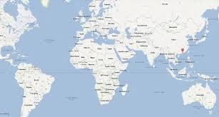 Egypt World Map by Of Macau World