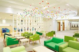 nursing home interior design emmanuelle moureaux architecture design shinjuen nursing home