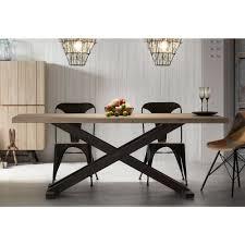 tavoli da sala da pranzo moderni tavoli legno e ferro idee di design per la casa gayy us
