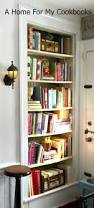 Builtin Bookshelves by How To Turn A Closet Into Built In Bookshelves Diy Ideas