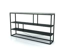 black horizontal bookcase long horizontal bookcase large size of
