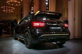 2018 mercedes benz gla first look review motor trend