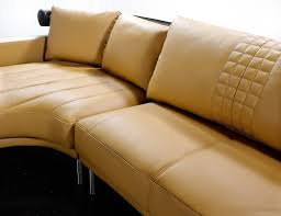 Camel Sectional Sofa Tosh Furniture Ultra Modern Camel Leather Sectional Sofa Set