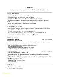 resume exles housekeeping here are housekeeper resume sle to best of housekeeping resume