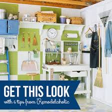 Garage Organizing - get this look simple garage organizing tips and ideas