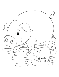coloring pages of animals that migrate baby piglet coloring pages piglet coloring page pig and piglet
