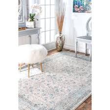 White Round Rug by Fluffy White Area Rug Creative Rugs Decoration
