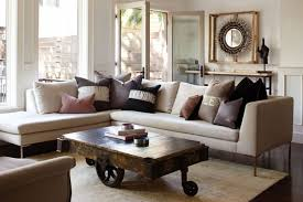 stylish home interior design chic and stylish living room interior design of noe valley home by
