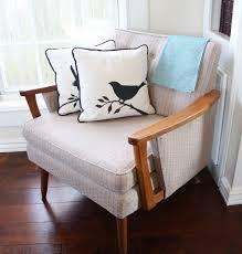 reupholstering the new living room chair u2014 beckwith u0027s treasures