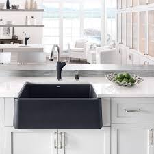 Sinks Kitchen Blanco by Granite Sinks Everything You Need To Know Qualitybath Com Discover
