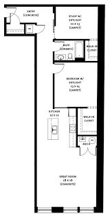 Floor 13 by Studio 2 Bed Apartments Market Square Place