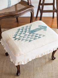 Ottoman Slipcovers Pottery Barn Ottoman Mesmerizing Leather Chair And Ottoman Pottery Barn Brown