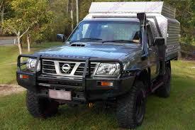 nissan patrol ute australia nissan patrol gu ute 3 inch profender airbag lift kit