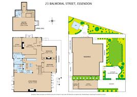 balmoral floor plan 23 balmoral street essendon house for sale 136902 jellis craig