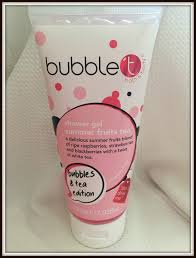 superdrug launch bubble t a fabulous new range of bath and body
