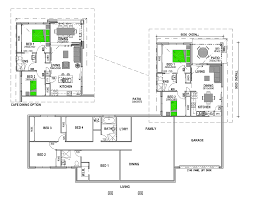 Floor Plans For Granny Flats Attached Granny Flats Stroud Homes