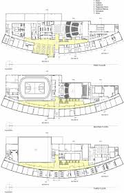 Cafeteria Floor Plan by Building Design Plans
