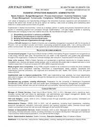 resume format for experienced administrative manager responsibilities director of operations resume novasatfm tk
