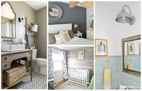 How To Decorate With White Walls by Awesome Non White Shiplap Decorating Ideas The Weathered Fox