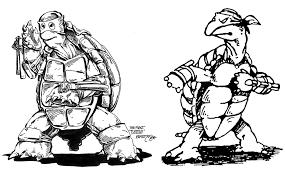 fascinating origin story teenage mutant ninja turtles