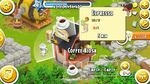 Coffee Kiosk Hay Day hay day guide and tips coffee kiosk