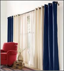 extra wide curtain panels home design ideas and pictures within
