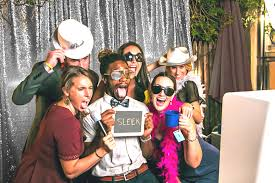 photo booth rental modern photo booth rentals nyc sleekboothnyc